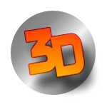 3D & Animationen Button