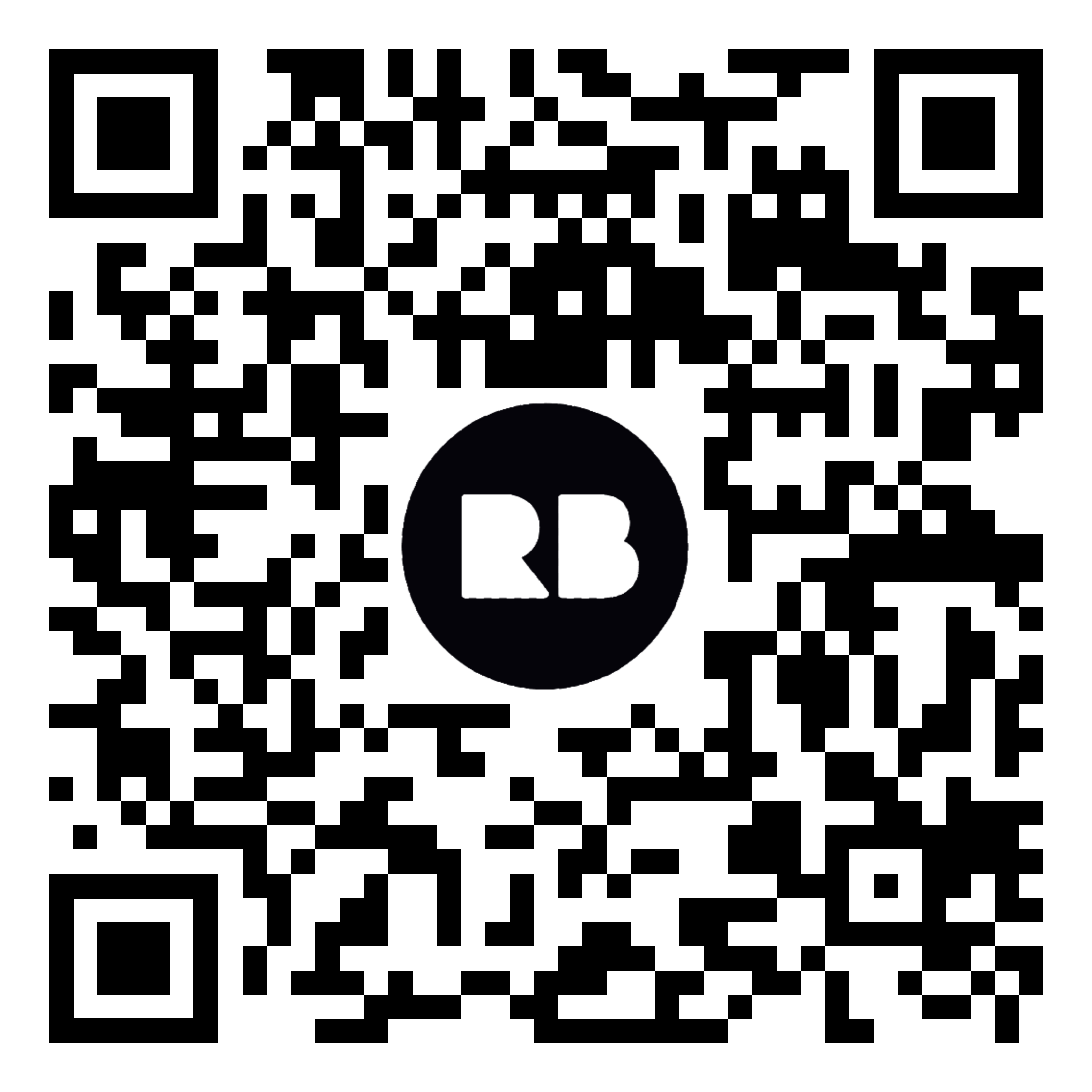 QR-Code Redbubble Shop Kreativ Studio Nuding